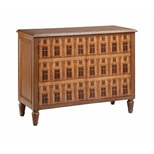 Holsworth 2 Door Accent Cabinet by World Menagerie