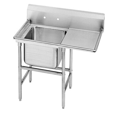 900 Series Free Standing Service Sink Advance Tabco Width 40