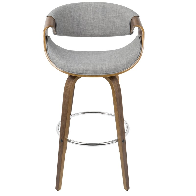 Auburn 30\  Swivel Bar Stool  sc 1 st  Wayfair & Langley Street Auburn 30\