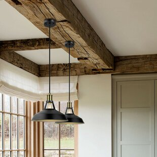 Check Prices Trinton 1-Light Inverted Pendant By Gracie Oaks