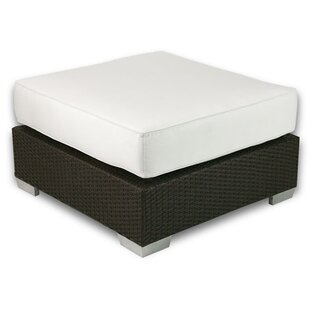 Signature Ottoman with Cushion by Patio Heaven