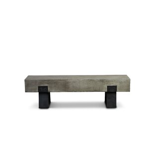 Ranchester Industrial Metal Kitchen Bench by Greyleigh