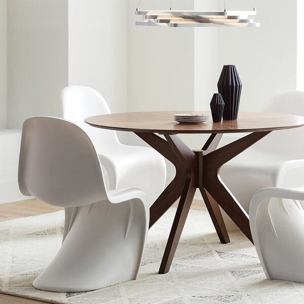 Magnificent Modern Minimalist Dining Room Allmodern Gamerscity Chair Design For Home Gamerscityorg