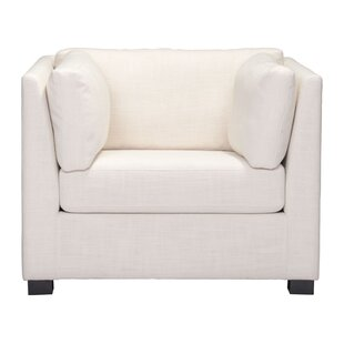 Inexpensive Fowlerville Armchair by Orren Ellis Reviews (2019) & Buyer's Guide