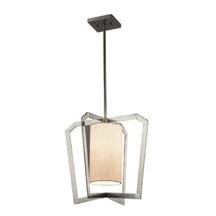 Brayden Studio Kenyon 1-Light Foyer Pendant