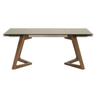 Allsup Extendable Dining Table byBrayden Studio