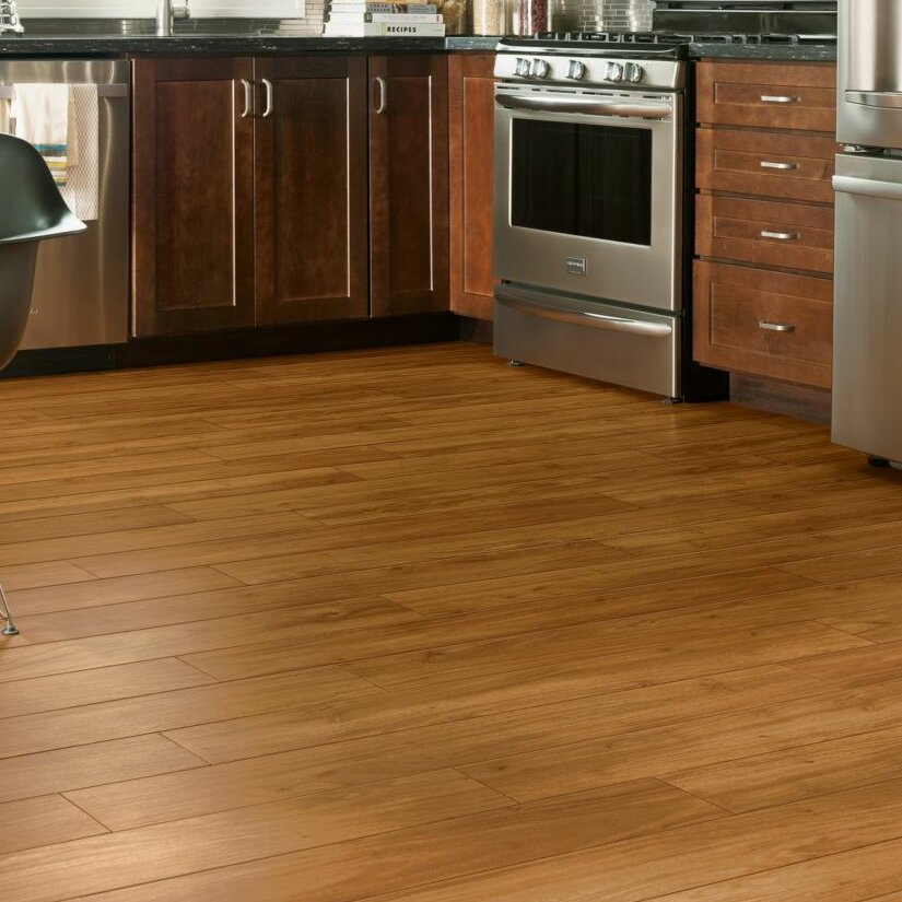 Armstrong Flooring Luxe Fastak Tropical 6 X 48 X 4 1mm Luxury