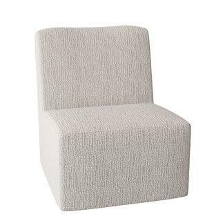 Highland Park Swivel Slipper Chair