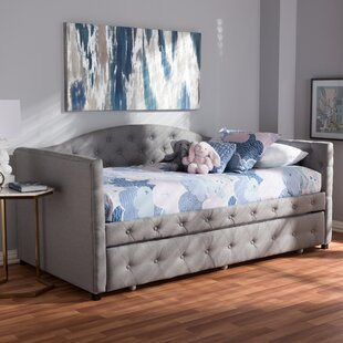 Alcott Hill Hulett Daybed with Trundle