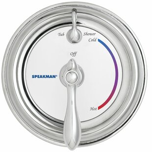 Speakman Sentinel Mark II Shower Diverter Valve Trim