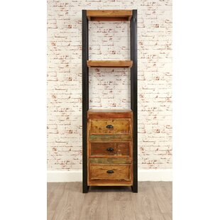 Tejas 200cm Bookcase By World Menagerie