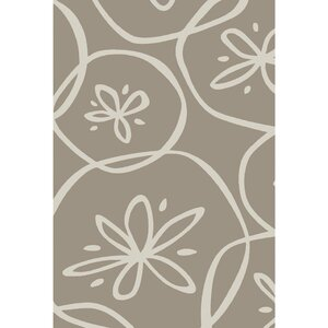 Charlestown Hand-Tufted Light Gray/Ivory Area Rug