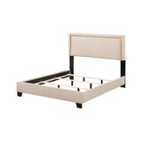 Alke Solid Wood Low Profile Standard Bed by Red Barrel Studio®