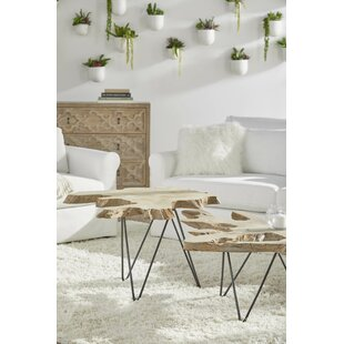 Douglassville 2 Piece Coffee Table Set