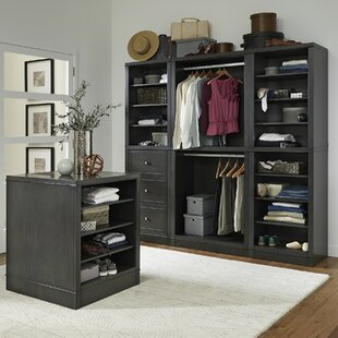 Order Calderdale 25 W 4 Piece Closet Storage Units By Gracie Oaks