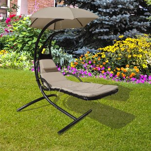 Retreat Hanging Lounge Chair with Cushion