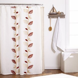 Buying Alysia Leaf Shower Curtain By Sweet Home Collection
