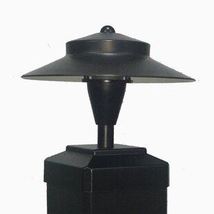 Tru-Scapes Deck Lighting 1 Light LED Fence Post Cap