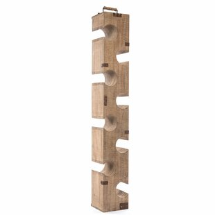 Wilhelm 8 Bottle Floor Wine Rack by Graci..