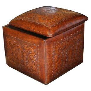Inexpensive Navarette Storage Ottoman ByAstoria Grand