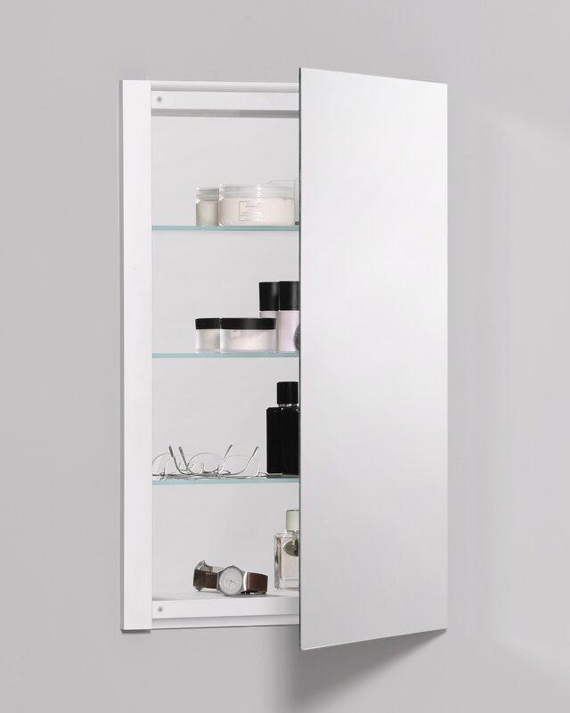 Default nameRobern R3 Series 16  x 26  Recessed or Surface Mount Medicine  . Robern Bathroom Medicine Cabinets. Home Design Ideas