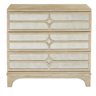 Holbrooke 3 Drawer Accent Chest by Gracie Oaks