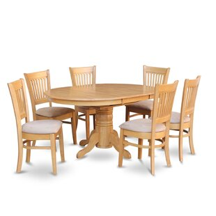 Spurling 7 Piece Extendable Dining Set