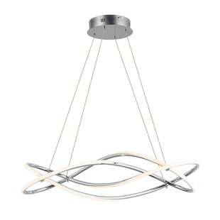 Senecal 1-Light LED Novelty Pendant by Orren Ellis