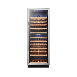 138 Bottle Dual Zone Convertible Wine Cellar