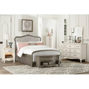 Troutdale Full Panel Bed with Trundle by Greyleigh
