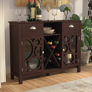 Sigel Wood Storage 16 Bottle Floor Wine Bottle Rack