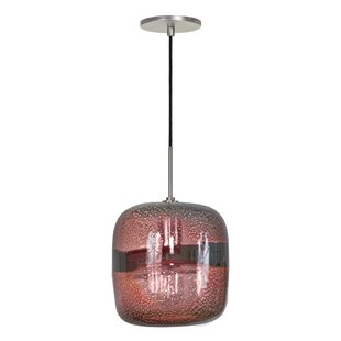 Jesco Lighting Evisage VI 1-Light Drum Pendant