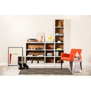 Gabriela 3 Piece Standard Bookcase by Latitude Run Read Reviews