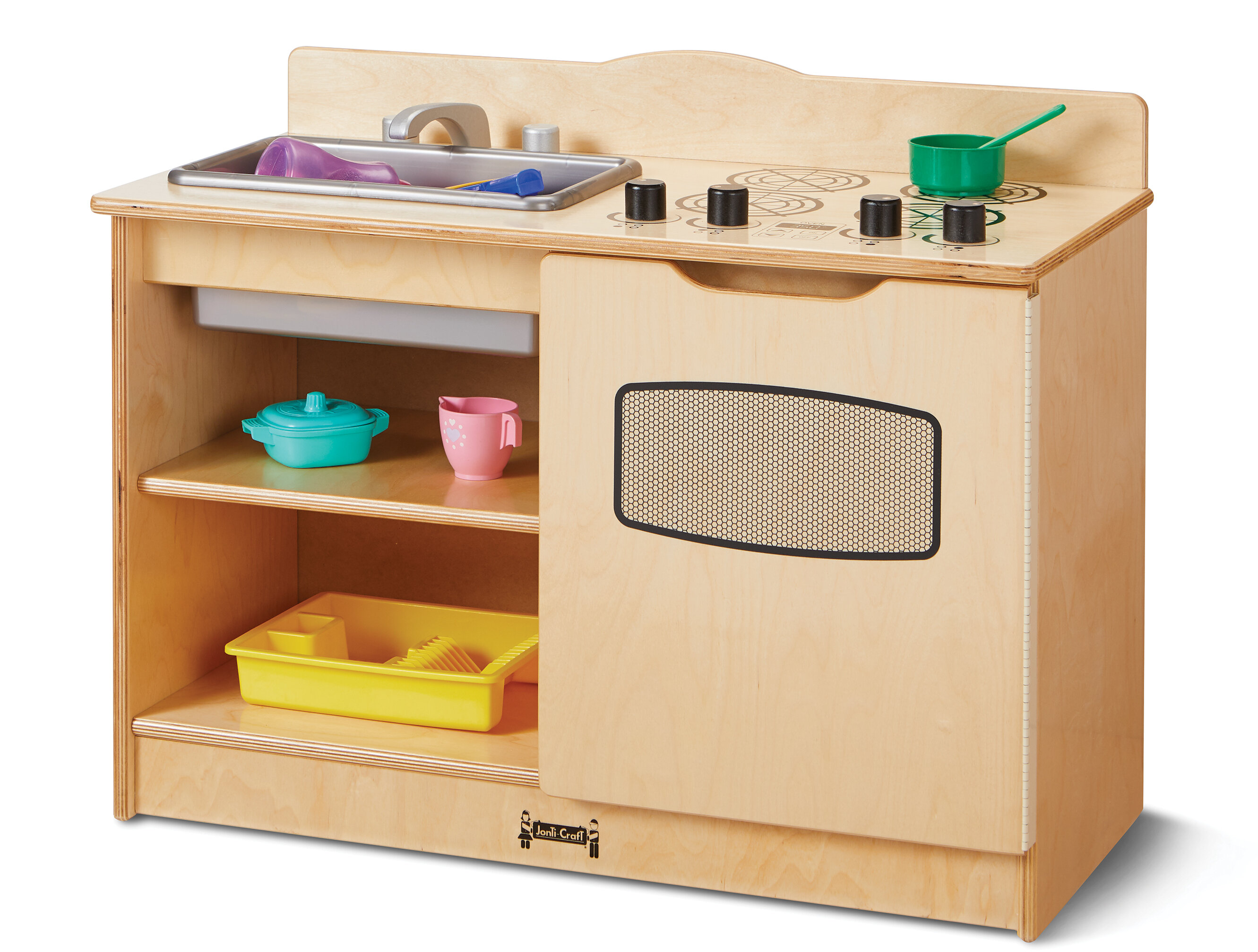 Jonti Craft Toddler Café Kitchen Set