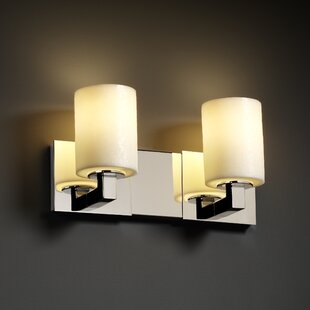 Loon Peak Rieves 2-Light Vanity Light