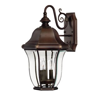 Best Choices Monticello 1 Light Outdoor Wall Lantern By Hinkley Lighting