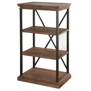 Josiah Standard Bookcase Gracie Oaks