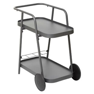 Asgard Bar Serving Cart By Sol 72 Outdoor