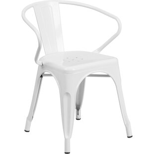 white patio dining chairs you ll love wayfair