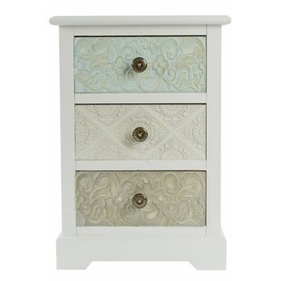 Eaman 3 Drawer Chest By Lily Manor