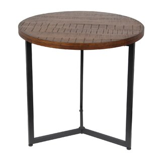 Authement Side Table by Williston Forge