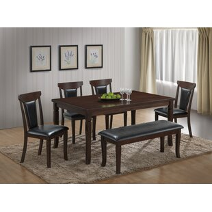 Harden 6 Piece Dining Set