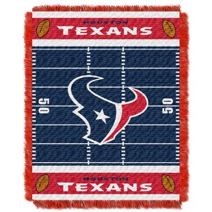 Compare & Buy NFL Texans Field Baby Blanket By Northwest Co.