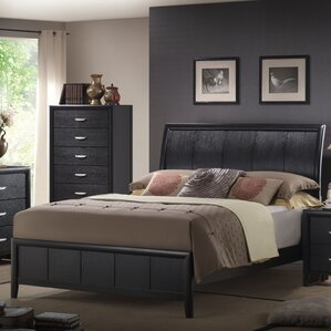 Seger Panel Bed by Red Barrel Studio