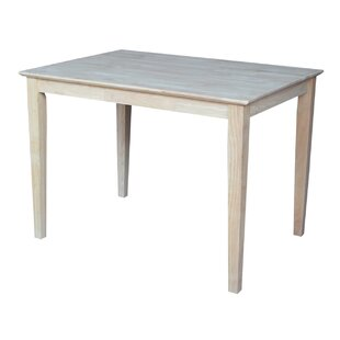 Glenside Dining Table Alcott Hill