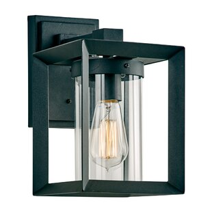 Pastor LED Outdoor Sconce