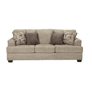 Shop Mariel Queen Sleeper Sofa by Millwood Pines