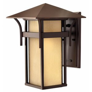 Mission Shaker Outdoor Wall Lighting Youll Love Wayfair
