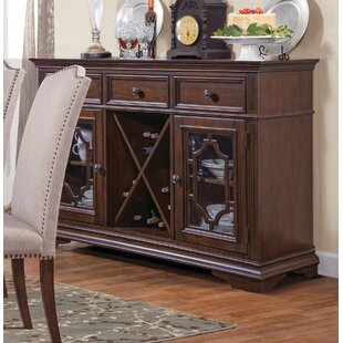 Jerimiah Buffet Table by Charlton Home