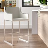 Hazel 25.5 Counter Height Stool by Worlds Away
